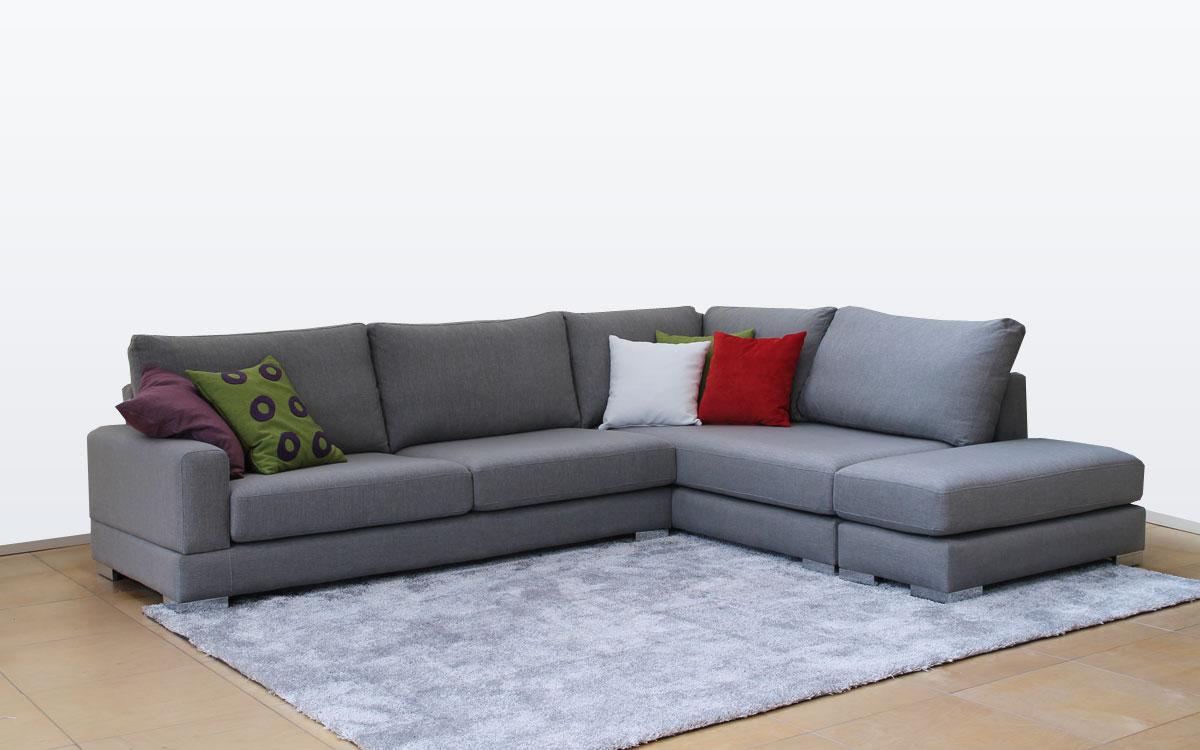 Sofa en Tela Leyre | VIDAFEL