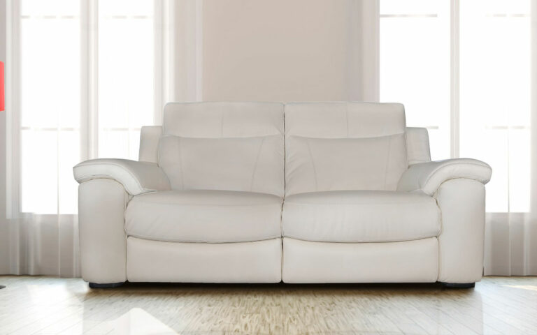 Sofa relax en piel Ruben