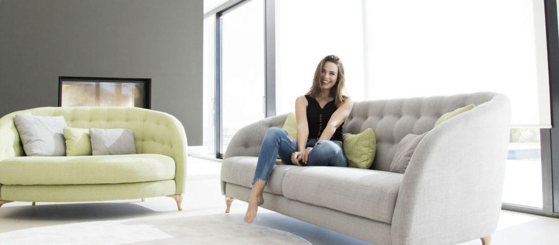 Sofa Astoria de FAMA Sofas