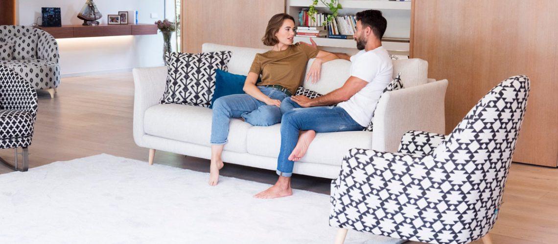 Sofa Helsinki de FAMA Sofas